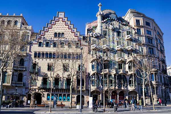 Casa Batlló Von Gaudí In Barcelona Tipps Tickets