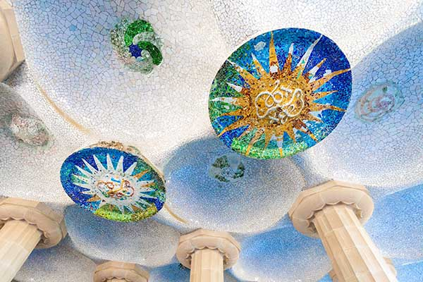 park guell tickets